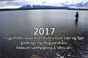 Árið 2016 var gott og annállinn ber þess merki