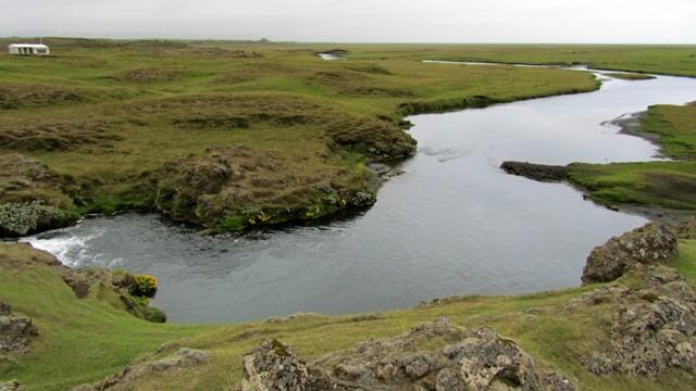 Með meiri þolinmæði en fiskurinn