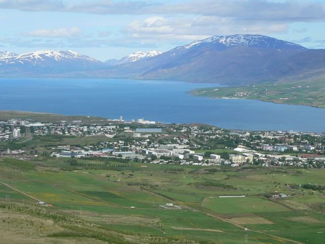 Vilja friða Eyjafjörð fyrir sjókvíaeldi