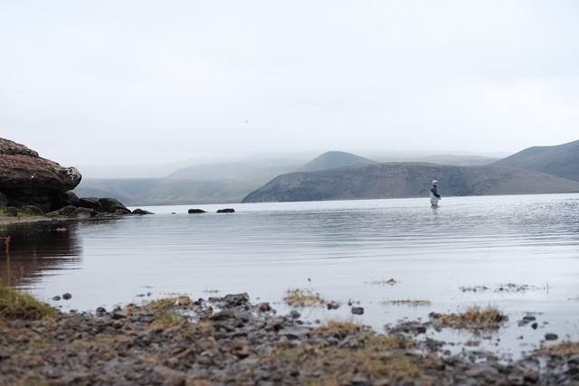 Vatnaveiðin, útlendingar og klassík