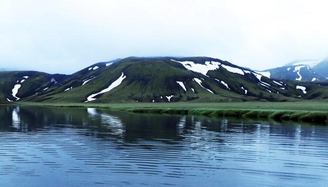 Grisjun í Löðmundarvatni og eftirminnilegasti fiskurinn 2018