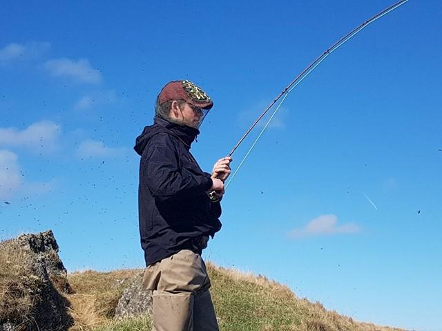 Mývó, Norðurá og þungar túbur