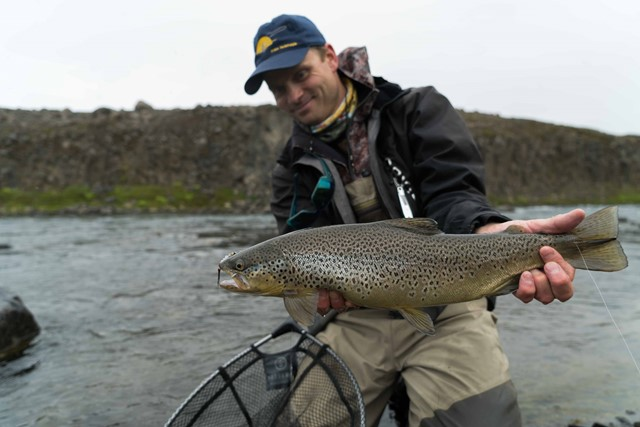 Fish Partner bjóða upp á nýtt veiðisvæði
