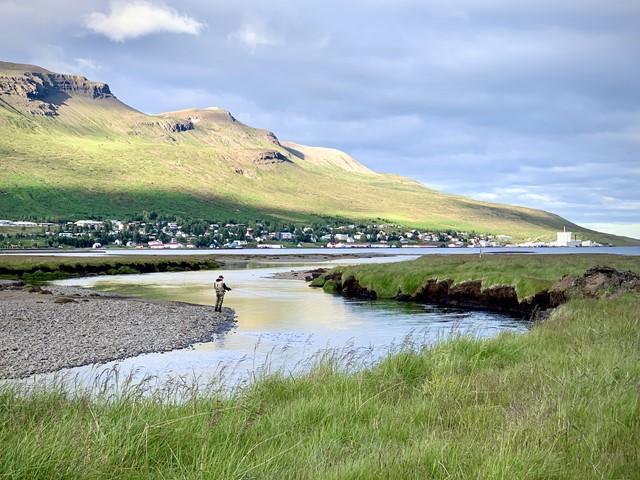 Austfjarðableikjan, Svarfaðardalsá, Norðurá og Langadalsá